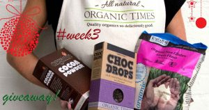 Organic Times and Kialla products