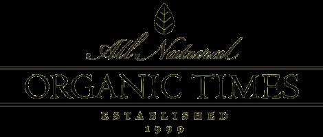 Organic Times logo