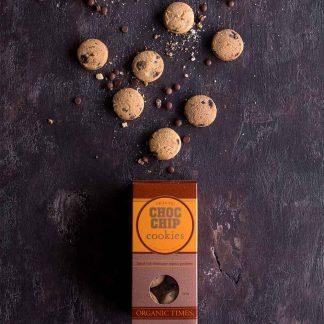 Organic Times Choc Chip Cookies