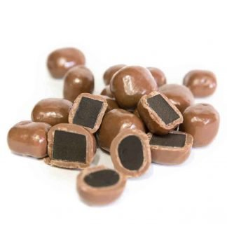 Organic Times Milk Chocolate Licorice