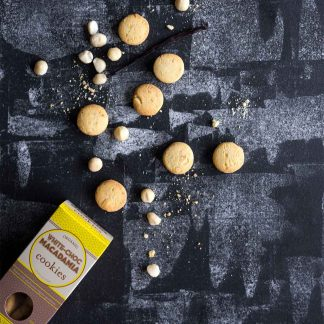 Organic Times White Chocolate Macadamia Cookies