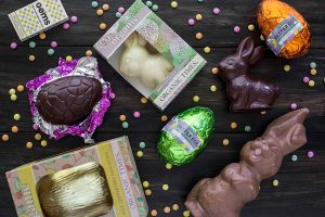 Organic Times Ethical Easter Chocolates