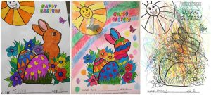 Easter Competition Winning Entries