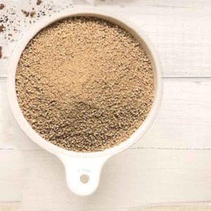 Cup of Organic Times Rapadura Sugar