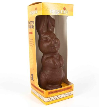 Organic Times Milk Chocolate Easter Bunny
