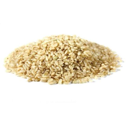 organic brown rice