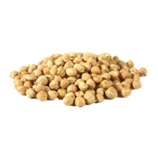 organic chick peas