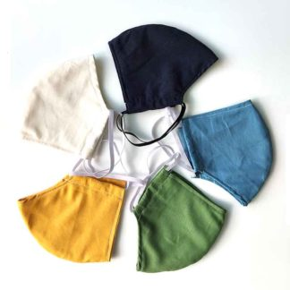 organic-cotton-face-mask-plain-colours